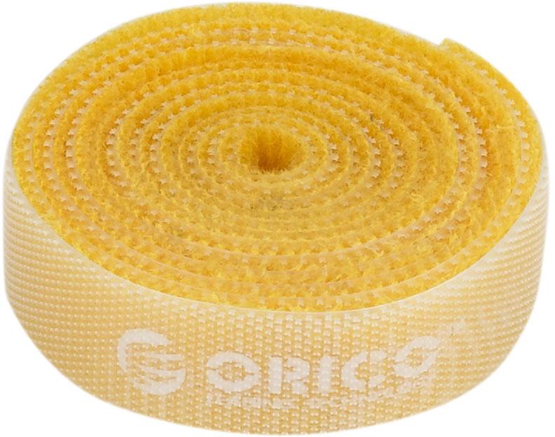 Orico CBT-1S - стяжка для кабелей (Orange)