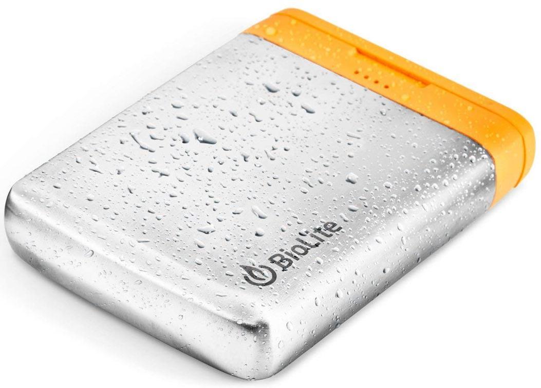 Внешний аккумулятор BioLite Charge 40 10400 mAh (Silver)