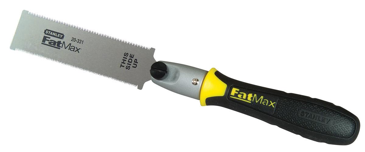 Stanley FatMax (0-20-331) - мини-ножовка 120 мм