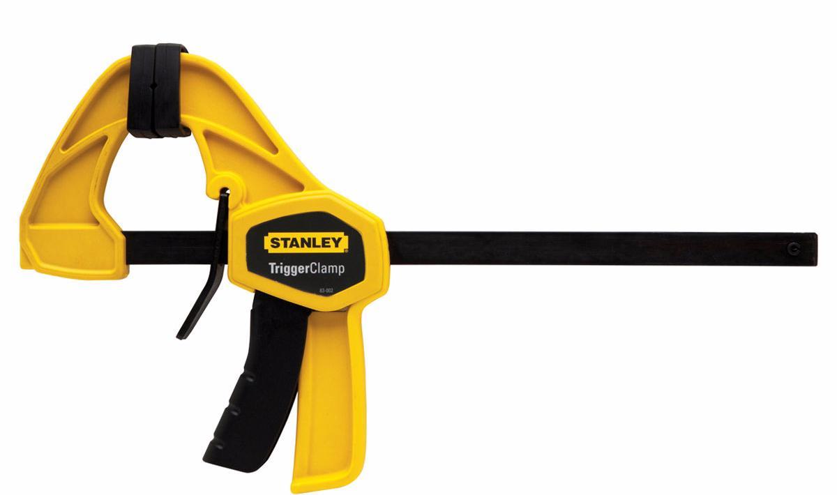 Stanley (0-83-003) - струбцина триггерная быстрозажимная 75х300 мм