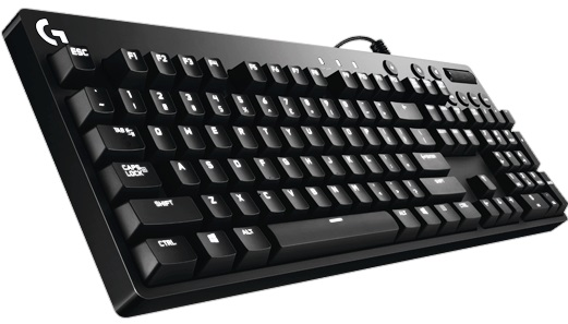 Logitech G610 Orion Red - игровая клавиатура (Black/Cherry MX Red)