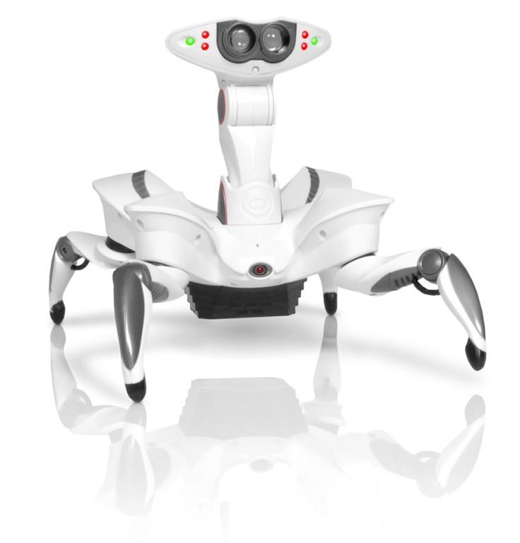 Купить WowWee RoboQuad (8039) - радиоуправляемые игрушка