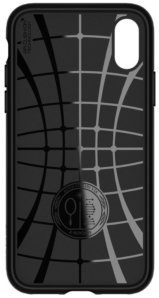 Чехол Spigen Core Armor (064CS24901) для iPhone XR (Black)