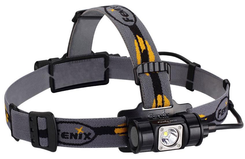 Fenix HP12 Cree XM-L2 - налобный фонарь (Black)