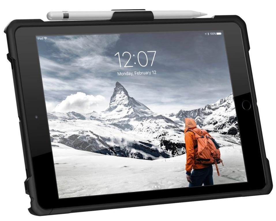 "Чехол Urban Armor Gear Plasma для Apple iPad Pro 9.7""/ iPad Air (Clear)"