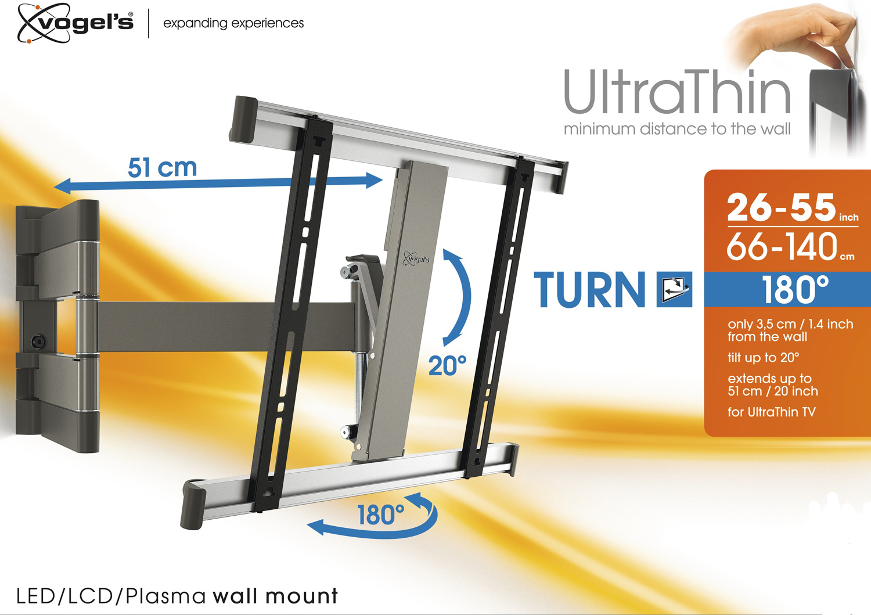 Vogel's TV UltraThin Wall Mount 26-55