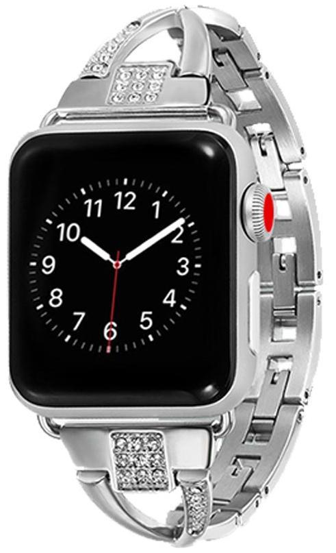 Ремешок COTEetCI W18 (WH5227-TS) для Apple Watch/Series 2/3/4 38/40mm (Silver)