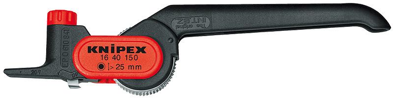 Knipex KN-1640150 - инструмент для снятия изоляции (Black)