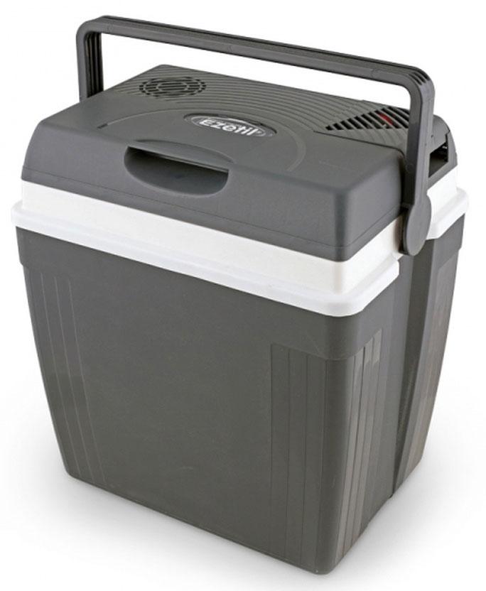 Ezetil E27N LCD 12V (10776415) - автомобильный холодильник (Grey)