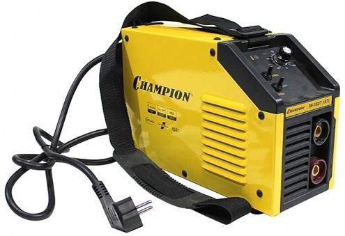 Champion IW-160/7.1 ATL - инвертор сварочный (Yellow/Black)