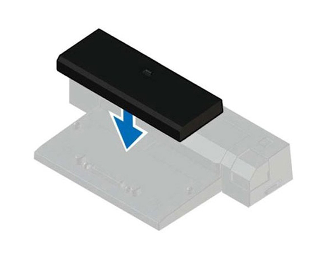 Dell 452-BBTR - расширитель стыковочного модуля для Dell Latitude E5000/E7000 (Black)