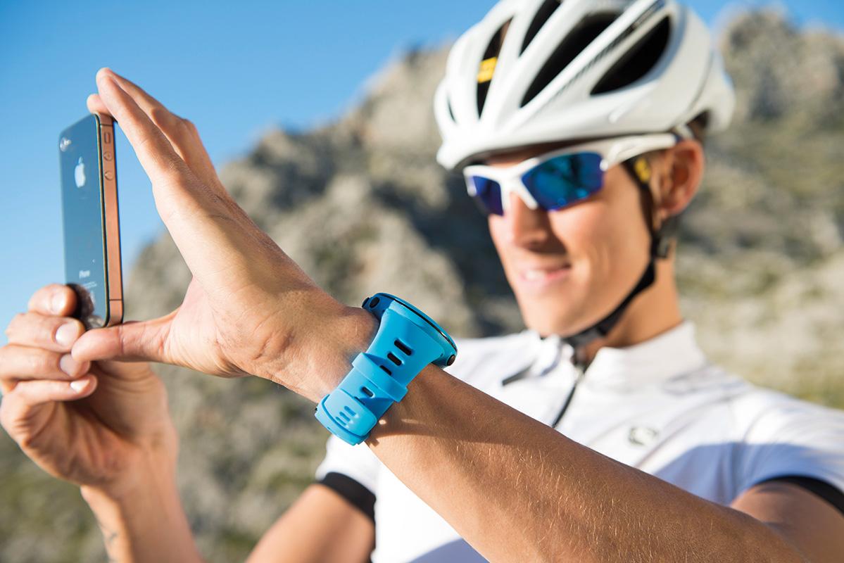 Suunto Ambit 3 Sport (SS020682000) - спортивные часы (Blue)