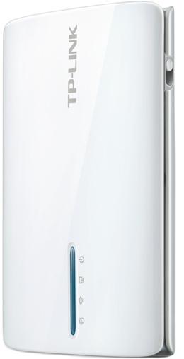 TP-Link TL-MR3040 - портативный беспроводной маршрутизатор (White)