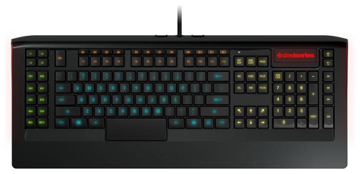 SteelSeries Apex Gaming Keyboard Black 64157