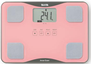 Tanita BC-718 - весы с анализатором (Pink)