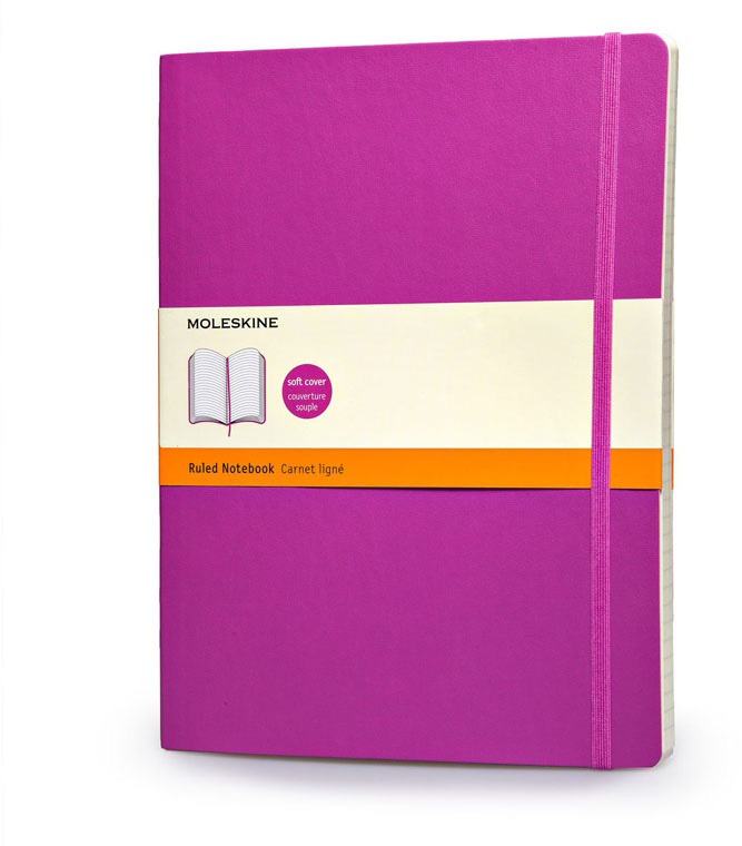 Moleskine Classic Soft ХLarge QP621H4