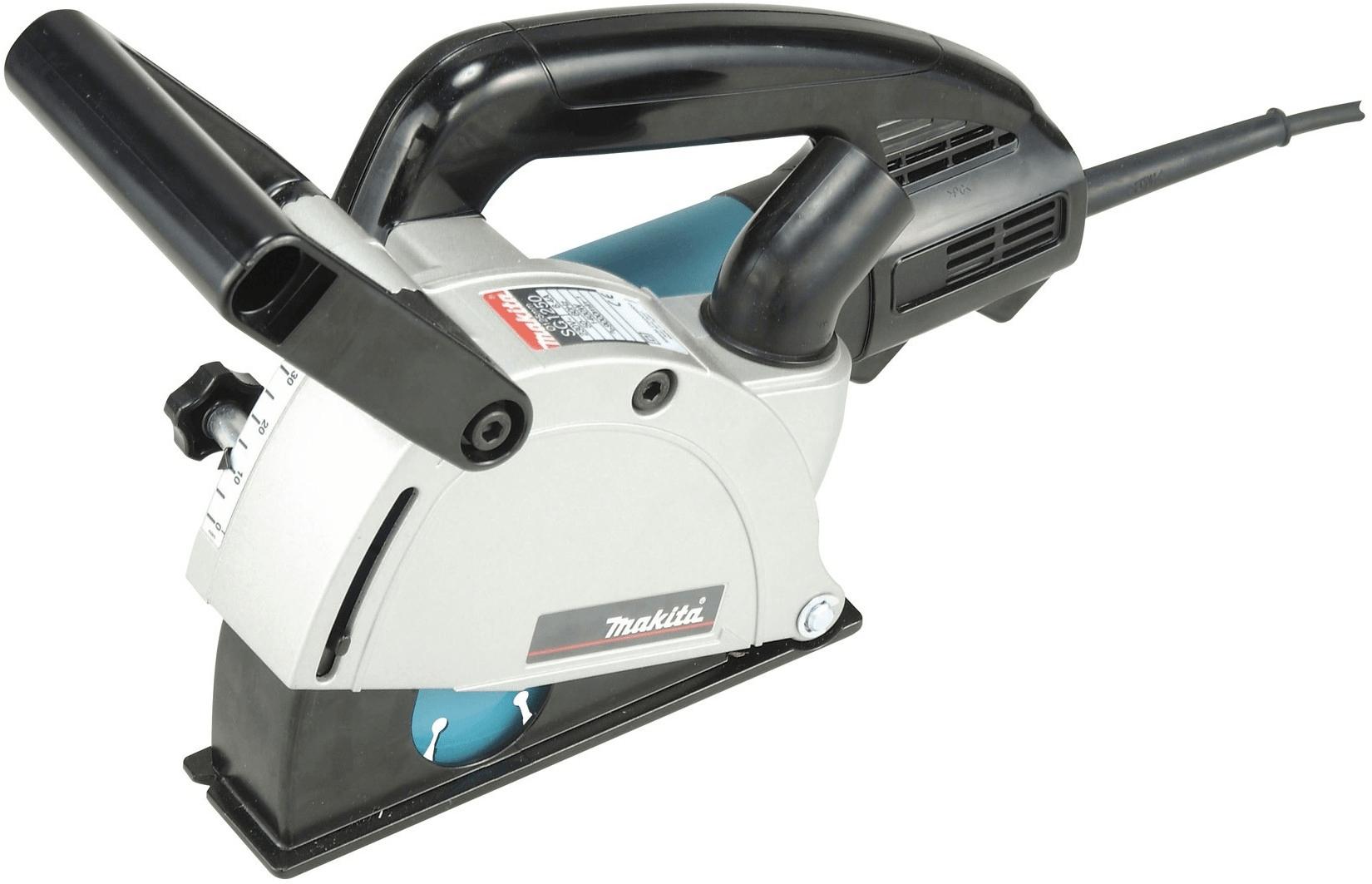 Makita SG1250 (137867) - штроборез (Blue)Угловые шлифовальные машинки (Болгарки)<br>Штроборез<br>