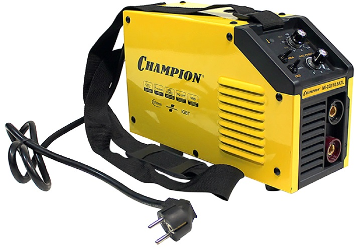 Champion IW-220/10.6 ATL - инвертор сварочный (Yellow/Black)
