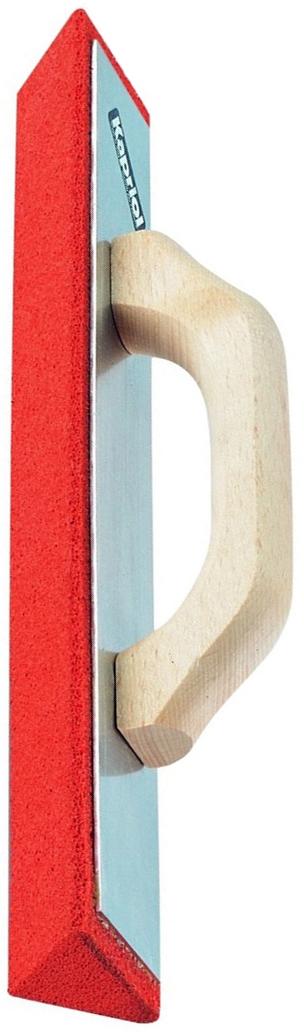 Kapriol 5х35 см (23075) - штукатурная терка с твердой губкой треугольного сечения