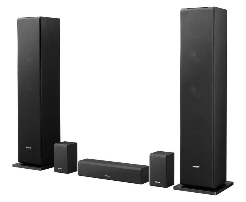 Sony SS-CS310CR - комплект акустики (Black)