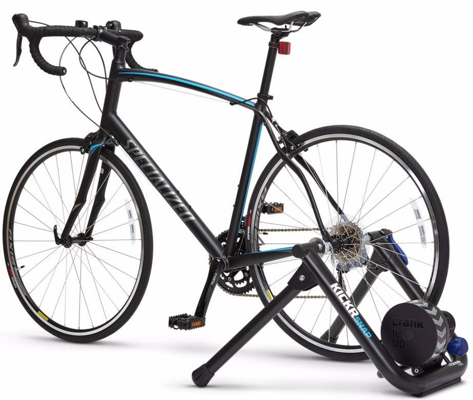 Велостанок Wahoo Bike Trainer Kickr Snap 2017 (Black)
