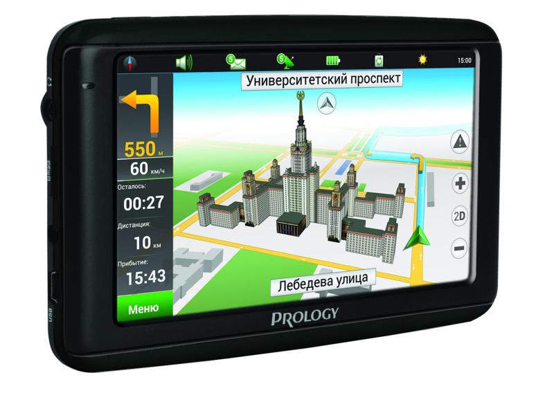 Prology iMap-5100 - автомобильный навигатор