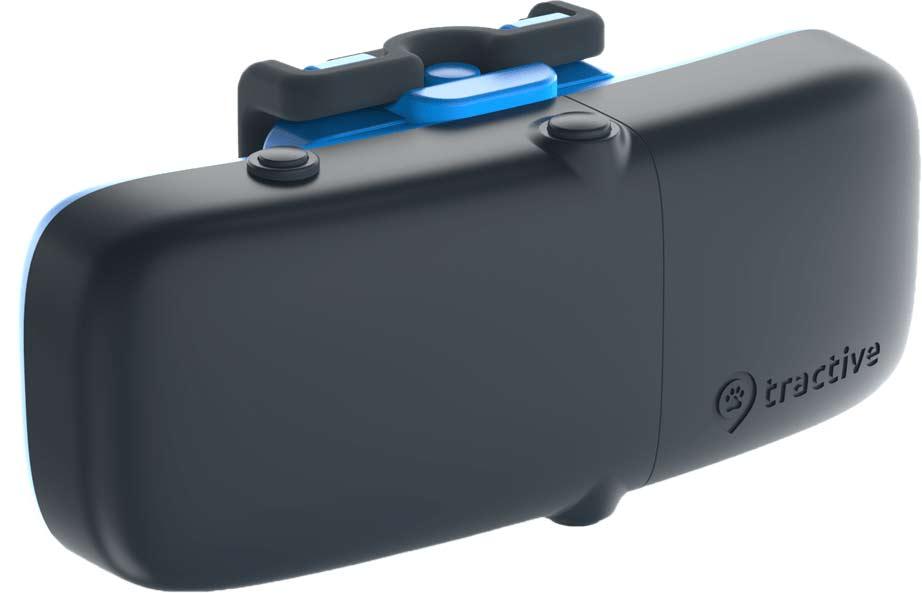 GPS-трекер Tractive TRDOG1 для собак (Black) фото