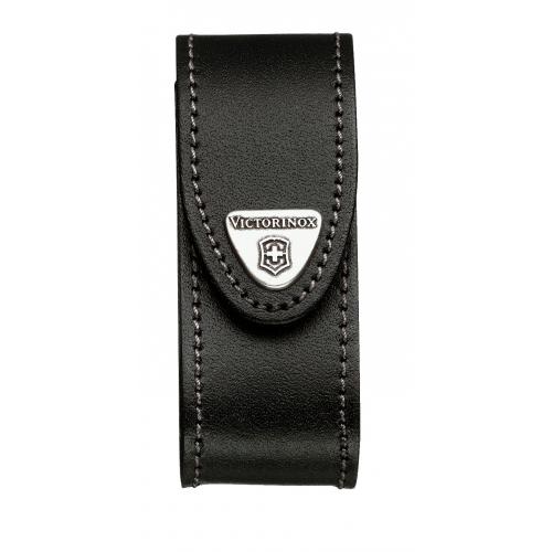 Victorinox 4.0520.32 - кожаный чехол для ножей (Black)
