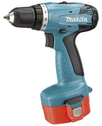 Makita 6281DWAE - дрель-шуруповерт (Blue)