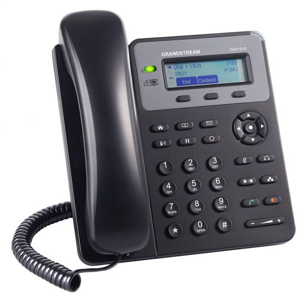 Grandstream GXP1610 - IP-телефон (Black)