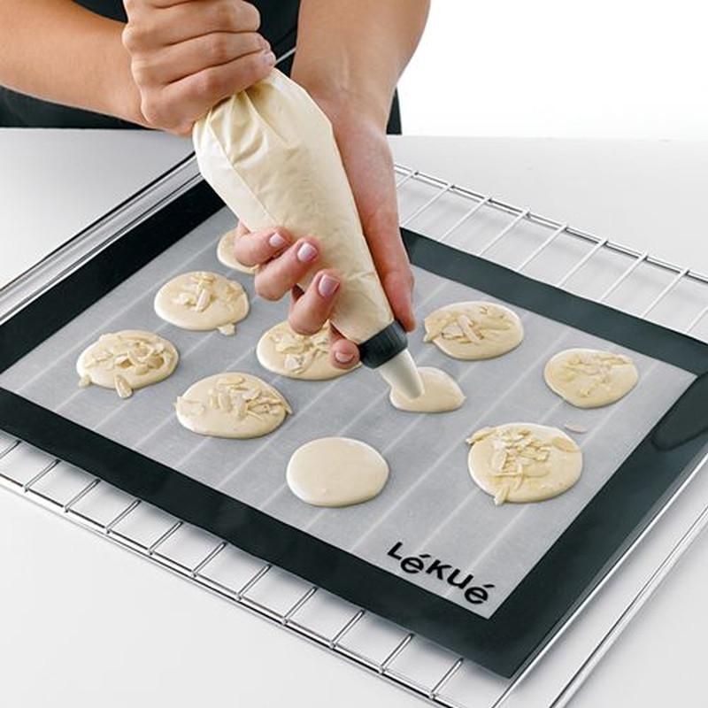 Силиконовый коврик для выпечки – как пользоваться