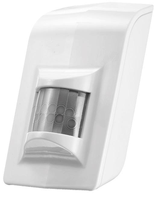 Coco ALMDT-2000 - датчик движения для охранной сигнализации (White)