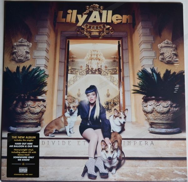 Lily Allen от iCover