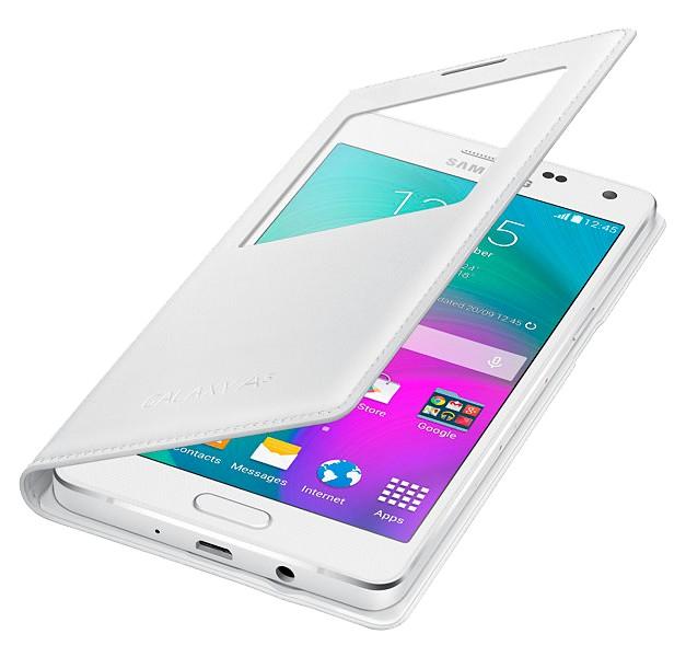Samsung S View White