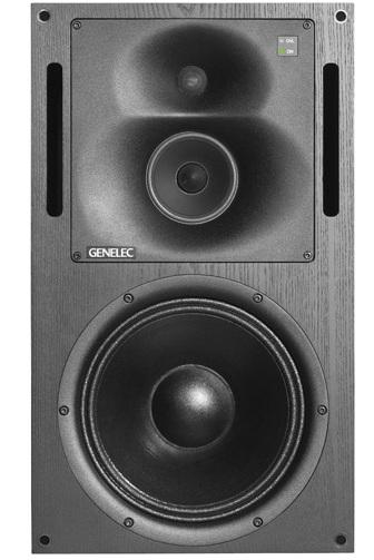 Genelec HT312 - полочная акустическая система с выносным усилителем (Black) нд