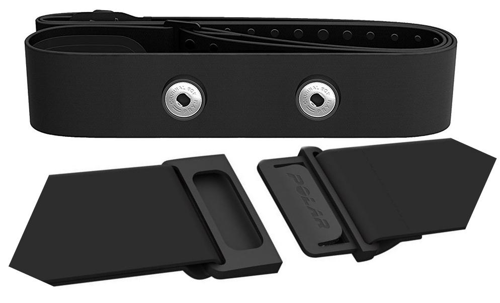 Ремешок Polar Pro Chest Strap M-XXL (91063829) для нагрудных датчиков Polar (Black)