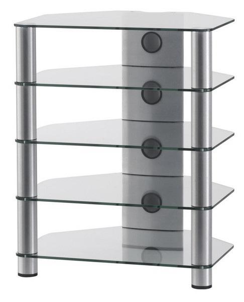 Sonorous RX 2150 - стойка для аудио-видео оборудования (Silver)