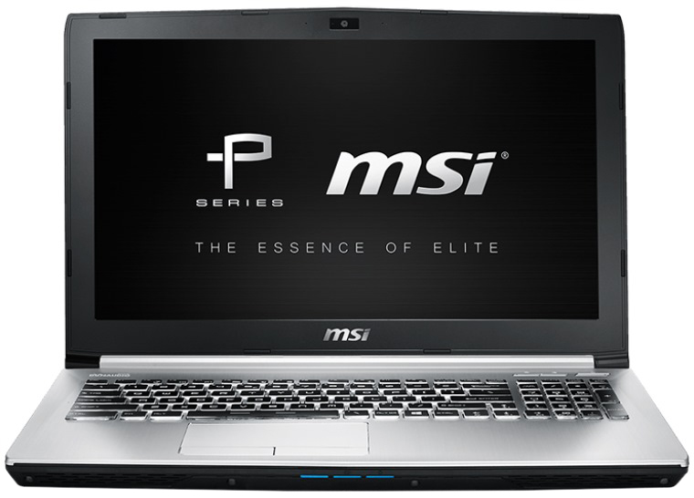 "Ноутбук MSI PE60 6QE-082RU 15.6"" Intel Core i7 6700HQ 2.6Ghz, 8Gb, 1Tb HDD + 128Gb SSD (9S7-16J514-082)"