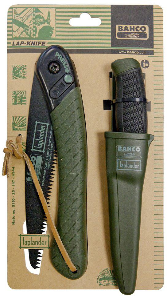 Kit Bahco Laplander + Bahco Lap-knife