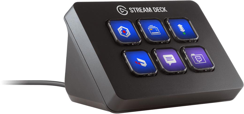 Stream Deck (Elgato) Сухиничи аксессуары на монитор компьютера