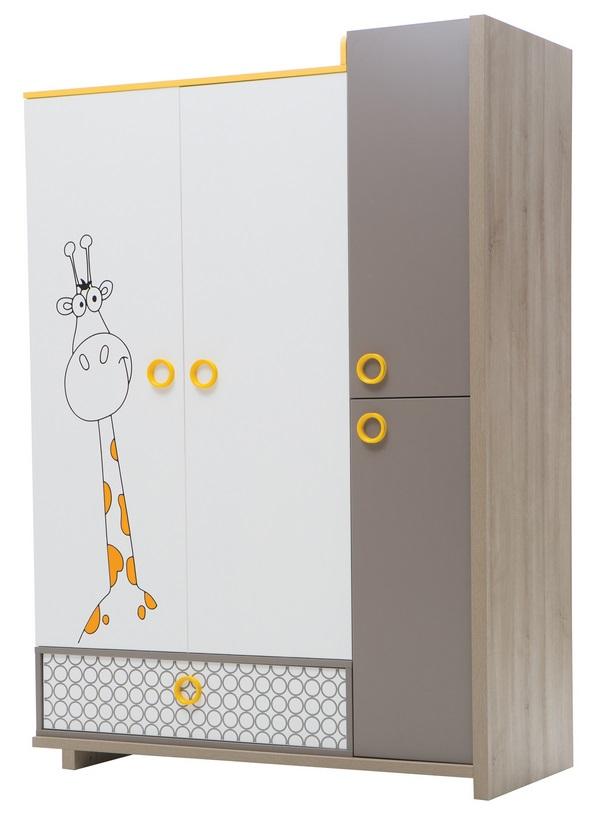 ZuzoТрехдверные шкафы<br>Шкаф 3-х дверный<br>
