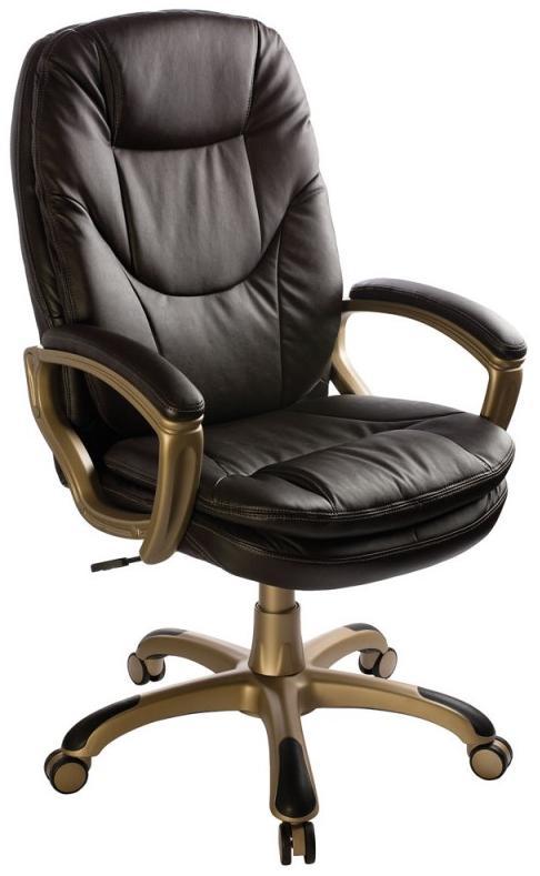 Бюрократ CH-868YAXSN - кресло руководителя (Coffee) от iCover