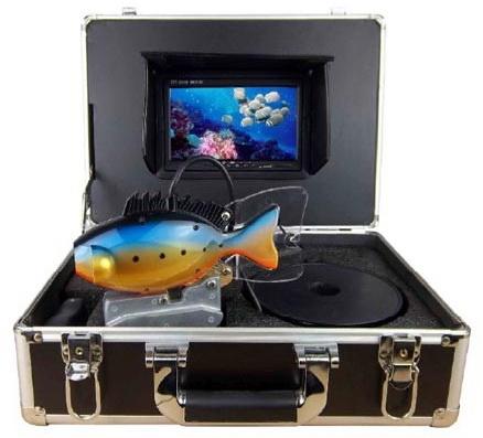 FishCam-700 - видеокамера для рыбалки