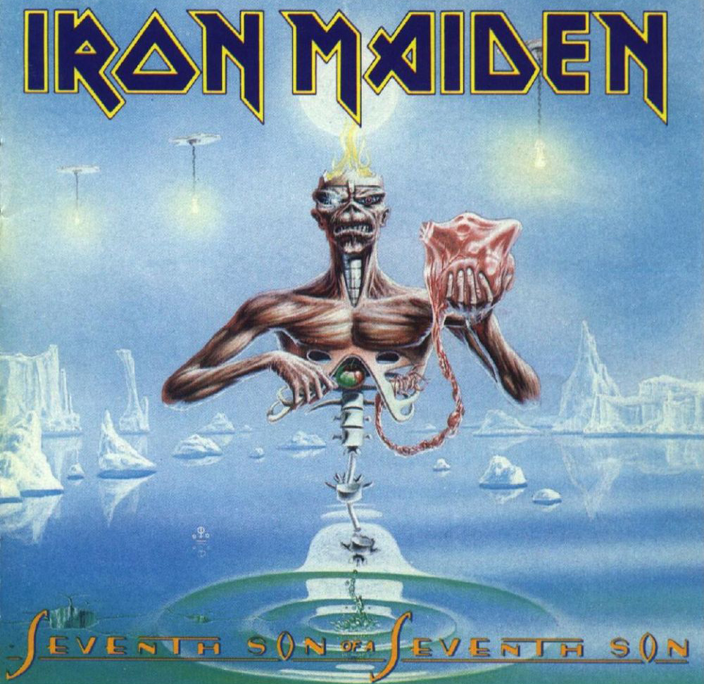 Iron Maiden от iCover