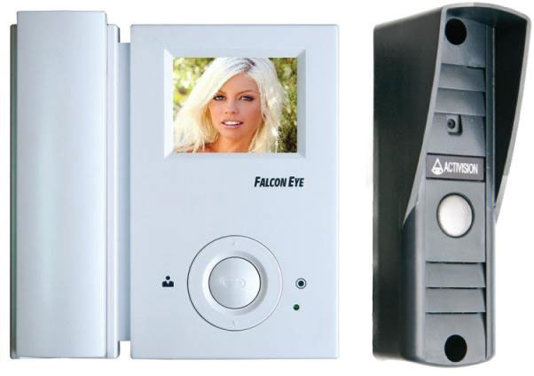 Falcon Eye Video Door Phone FE-35C+ AVP-505U FE-35C + AVP-505U