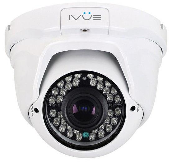 iVue iVue-IPC-OD30V2812-20PD - внешняя купольная IP-камера (White)