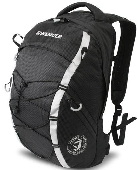 Wenger 30532499 - рюкзак (Black/Silver)
