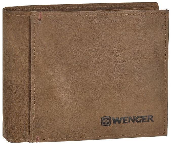 Wenger Hyaden Bifold (WEW001.70) - портмоне (Brown)Бумажники и кошельки<br>Портмоне<br>