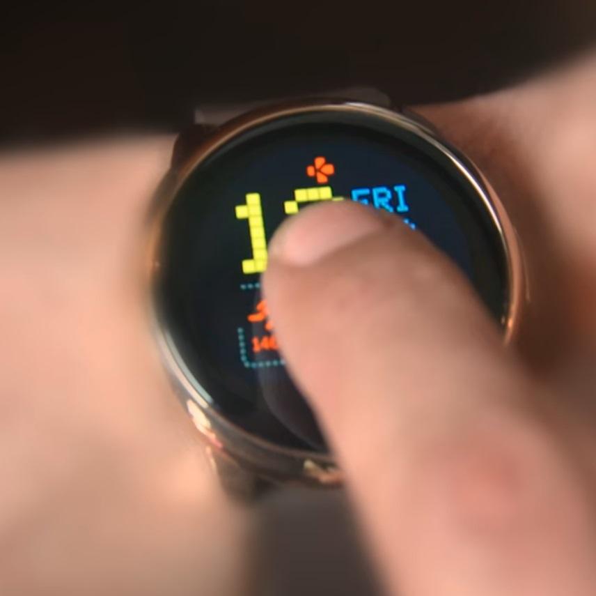 Смарт-часы MyKronoz ZeCircle Premium (Brown)
