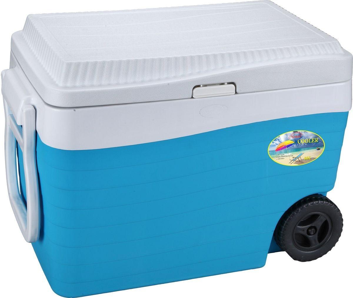 Green Glade (С22800) - контейнер изотермический, 80 л (Blue)